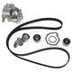 GAEEK00051-Subaru Timing Belt Kit with Water Pump Gates TCKWP277A