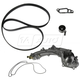 GAEEK00058-1991-95 Acura Legend Timing Belt Kit with Water Pump Gates TCKWP193