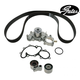 GAEEK00071-Toyota Timing Belt Kit with Water Pump Gates TCKWP271B