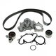 GAEEK00075-Toyota T100 Tacoma Tundra Timing Belt Kit with Water Pump  Gates TCKWP271C