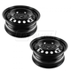 1AWHK00071-Ford Focus Fusion Steel Wheel Pair