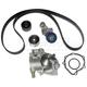 GAEEK00083-1998 Subaru Timing Belt Kit with Water Pump  Gates TCKWP254A