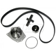 GAEEK00082-1997 Timing Belt Kit with Water Pump Gates TCKWP255A