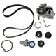 GAEEK00081-Subaru Timing Belt Kit with Water Pump Gates TCKWP304A