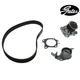 GAEEK00097-2002-07 Mitsubishi Lancer Timing Belt Kit with Water Pump