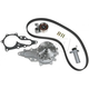 GAEEK00096-Timing Belt Kit with Water Pump Gates TCKWP215A