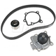 GAEEK00094-Geo Storm Isuzu Stylus Timing Belt Kit with Water Pump Gates TCKWP177