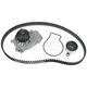 GAEEK00092-1988-90 Honda Prelude Timing Belt Kit with Water Pump