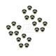 1AWHK00028-Flattop Capped Lug Nut