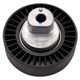 1AEIP00024-BMW Serpentine Belt Idler Pulley