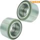 TKSHS00642-Wheel Hub Bearing Front Pair Timken 517009