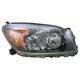 1ALHL01466-2006-08 Toyota Rav4 Headlight Passenger Side