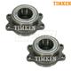 TKSHS00644-Subaru Baja Legacy Outback Wheel Hub Bearing Module Rear Pair Timken 512183