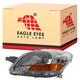 1ALHL01473-Toyota Yaris Headlight Driver Side