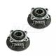 TKSHS00648-BMW Wheel Bearing & Hub Assembly Front Pair Timken 513173