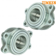 TKSHS00632-Nissan 240SX 300ZX Wheel Hub Bearing Module Rear Pair