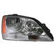 1ALHL01480-2005-06 Kia Sorento Headlight Passenger Side