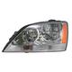 1ALHL01481-2005-06 Kia Sorento Headlight Driver Side