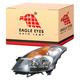 BABPS00018-OE Replacement Brake Pad Set Rear
