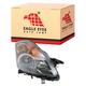 1ALHL01492-2007-09 Nissan Altima Altima Hybrid Headlight Passenger Side