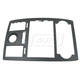 MPIMX00001-2004-07 Chrysler 300 Navigation & Clock Center Trim Bezel Black Mopar WX57DX9AA