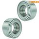 TKSHS00614-Wheel Bearing Front Pair  Timken 510076