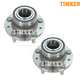 TKSHS00688-Wheel Bearing & Hub Assembly Rear Pair  Timken HA590095