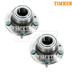 TKSHS00686-Mazda MPV Protege Wheel Bearing & Hub Assembly Pair  Timken 512270