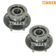 TKSHS00684-Mercury Villager Nissan Quest Wheel Bearing & Hub Assembly Rear Pair