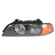 1ALHL01433-BMW 528i 540i Headlight Driver Side