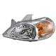 1ALHL01429-2001-02 Kia Rio Headlight Driver Side