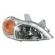 1ALHL01428-2001-02 Kia Rio Headlight
