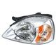 1ALHL01427-2003-05 Kia Rio Headlight