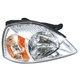 1ALHL01426-2003-05 Kia Rio Headlight