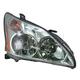1ALHL01422-Lexus RX330 RX350 RX400h Headlight Passenger Side