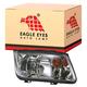 1ALHL01412-Volkswagen Jetta Headlight Passenger Side