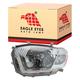 1ALHL01578-2008-10 Toyota Highlander Headlight Driver Side