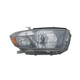 1ALHL01581-2008-10 Toyota Highlander Headlight Passenger Side