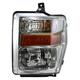 1ALHL01507-2008-10 Ford Headlight Driver Side