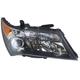 1ALHL01502-2007-09 Acura MDX Headlight