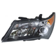 1ALHL01503-2007-09 Acura MDX Headlight