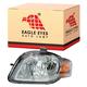 1ALHL01541-Audi A4 A4 Quattro S4 Headlight