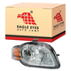 1ALHL01540-Audi A4 A4 Quattro S4 Headlight