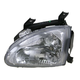 1ALHL01273-1993-97 Honda Civic Del Sol Headlight Driver Side