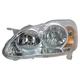 1ALHL01247-2005-08 Toyota Corolla Headlight
