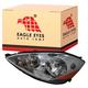 1ALHL01245-2006-10 Toyota Sienna Headlight