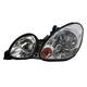1ALHL01243-Lexus GS300 GS400 GS430 Headlight