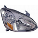 1ALHL01254-Toyota Echo Headlight