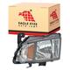 1ALHL01223-2006-08 Honda Ridgeline Headlight Driver Side