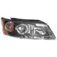 1ALHL01228-2006-08 Hyundai Sonata Headlight Passenger Side